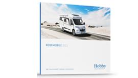 Hobby folder brochure campers 2021