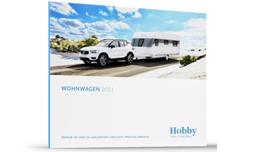 Hobby folder brochure 2021