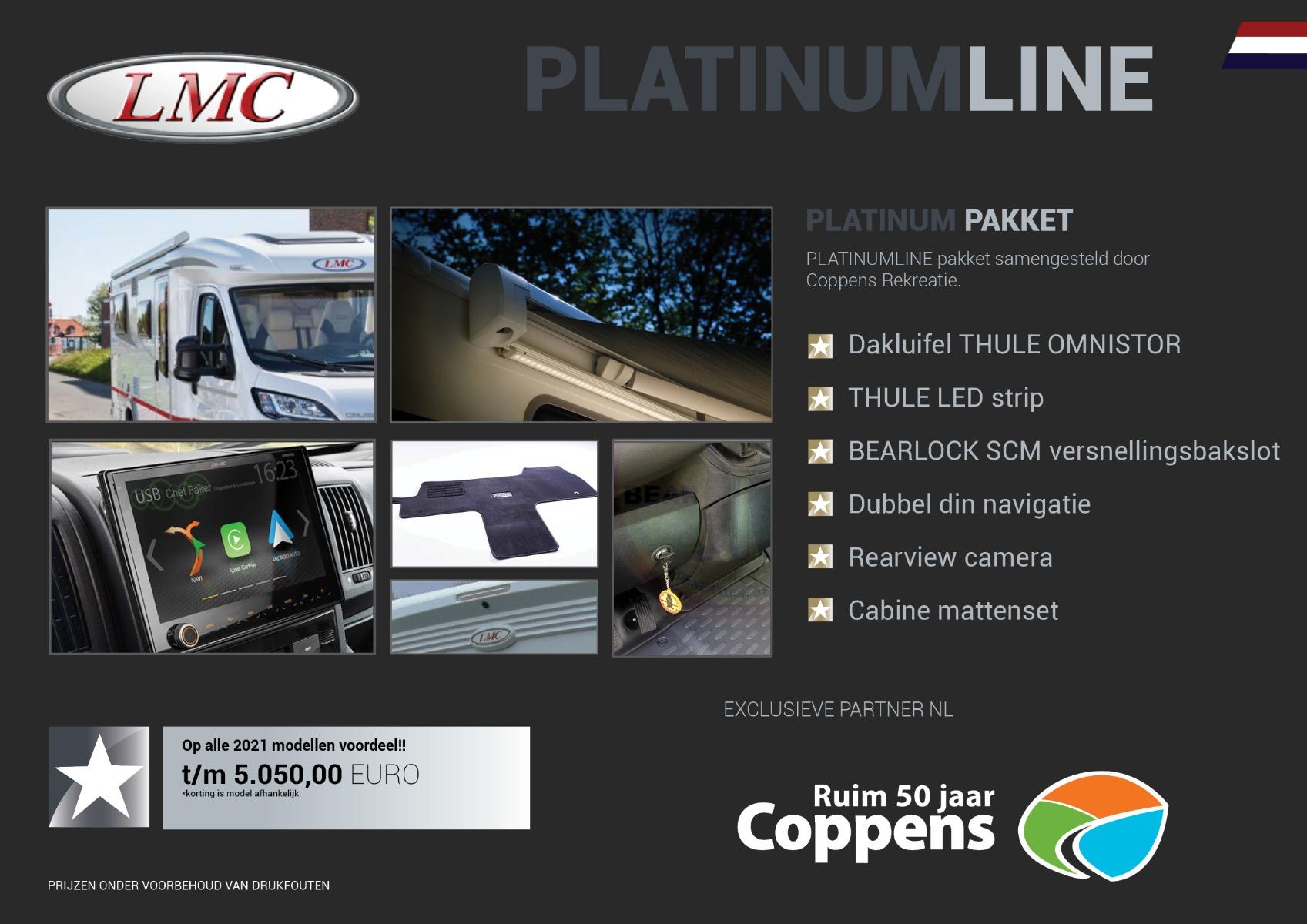 lmc platinum line folder