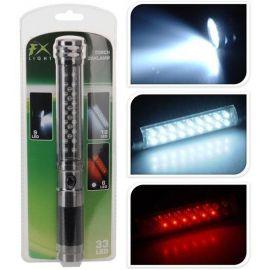 Koopman zaklamp LED 3 functies