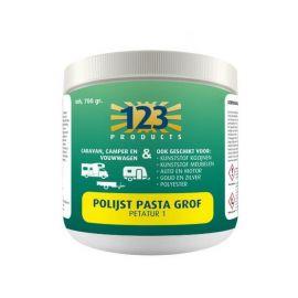 123 Products polijst pasta grof