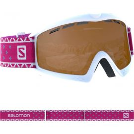 Salomon Goggle KIWI ACCESS WHITE