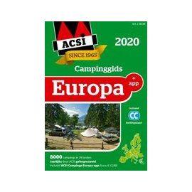 ACSI Campinggids Europa 2020+app