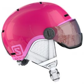 Salomon Grom Visor Kinder skihelm