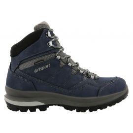 Grisport Aspen Mid blauw wandelschoenen