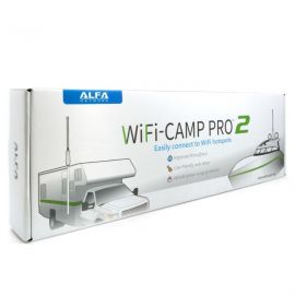 Alfa Network wifi-camp Pro2 antenne+router