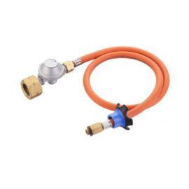 HP Regulator for Gasbottle 85 cm slang