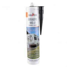 Dekaseal MS2  lijmende zwart 290 ml