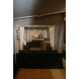 Coppens Zijwand voor 5200/6200/6300 met raam (Basis)