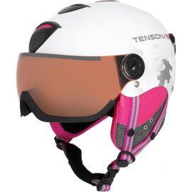 Tenson Delta Visor skihelm