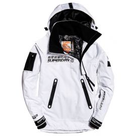 Superdry Snow Rescue Overhead heren ski jas