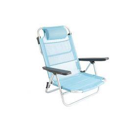 BC Beach chair Monaco blauw