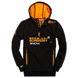 Superdry Snow Tech Half Zip heren jas
