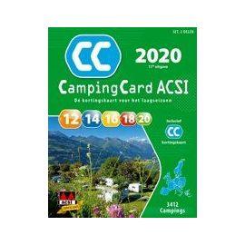 CampingCard ACSI Nederland 2020