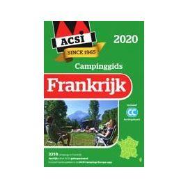 ACSI Campinggids Frankrijk 2020+app