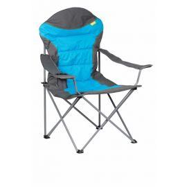 Kampa Highback XL vouwstoel blauw