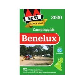 ACSI Campinggids Benelux 2020+App