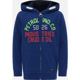 Petrol M-3090-SWH357 heren vest