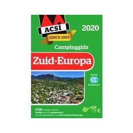 ACSI Campinggids Zuid Europa 2020+App