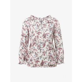 Tom Tailor printed smock blouse