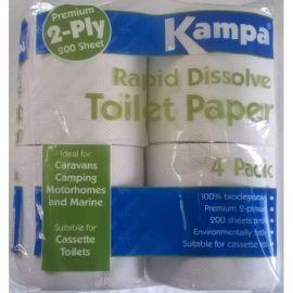 Toiletpapier  4 rollenpak
