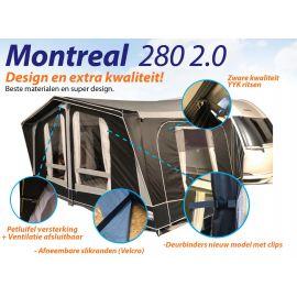 Dorema Montreal 280 2.0