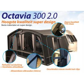 Dorema Octavia XL 300