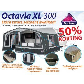 Dorema Octavia XL 300 ronde voortent