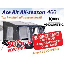 Kampa Dometic Ace Air All-Season 400 Model 2020