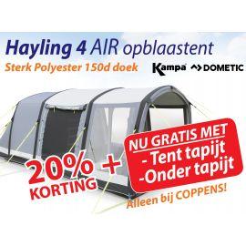 Kampa Dometic Opblaasbare Tunneltent Hayling 4 Air