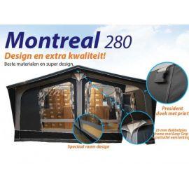 Dorema Montreal 280 DE LAATSTE MODELLEN !! OP=OP !!