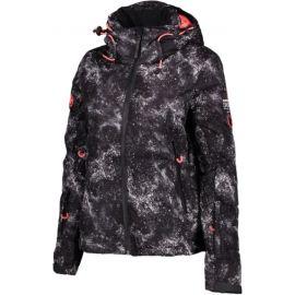 Superdry Snow Shadow Down dames ski jas