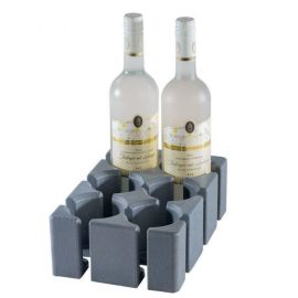 Purvario 12-delig systeem flessen