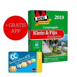 ACSI  Klein en Fijn Campinggids 2019 + App