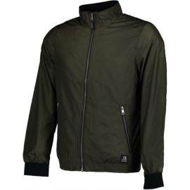 Stand Up Collar Blouson Green L