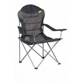 Kampa Highback XL vouwstoel grijs