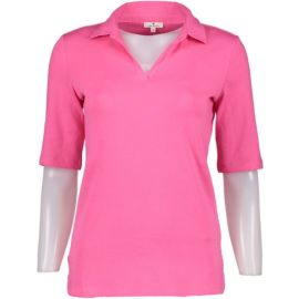 Tom Tailor dames poloshirt open collar