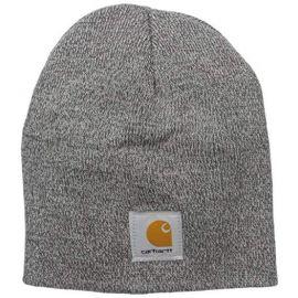 Carhartt Knit Hat Coal Heather Grey