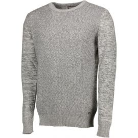 Knitwear R-Neck Smoke XL