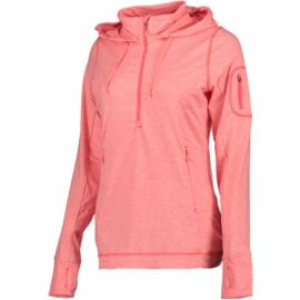 O'neill PW TECH HALF ZIP FLEECE Neon Tange