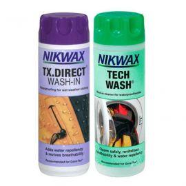 Nikwax Twinpack wash/tx direct