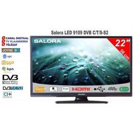 SALORA 22LED9109 DVD S2