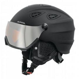 Grap Visor HM Black Matt 54-57