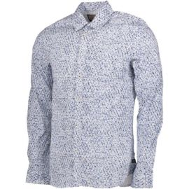 PETROL Shirt LS Daytona Blue