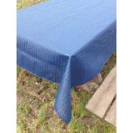Wicotex tafelkleed margerita 130x160 blauw