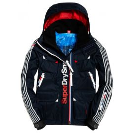 Superdry Ultimate Snow Combat heren ski jas