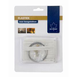 Elastiek voor glasfiber stokken