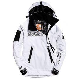 Superdry Snow Rescue Overhead heren ski jas