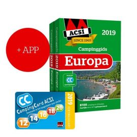 ACSI Kampeergids Europa 2019+ App