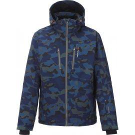 Tenson Yanis Camo heren ski jas
